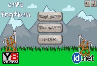 Graj w Cave Football