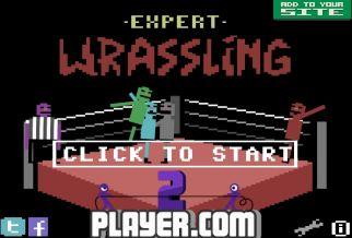 Graj w Wrassling