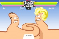 Thumb Fighter - Zrzut ekranu