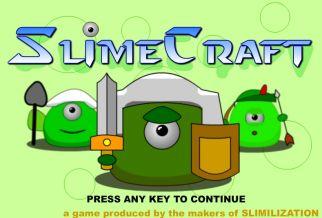 Graj w SlimeCraft