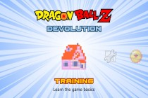 Dragon Ball Z Devolution - Zrzut ekranu