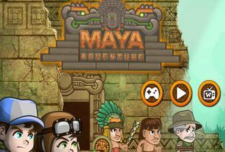 Graj w Maya Adventure