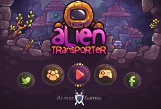 Graj w Alien Transporter