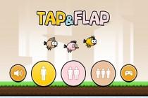 Tap i Flap - Zrzut ekranu