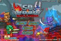 SD Robo Battle Arena - Zrzut ekranu
