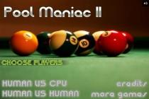 Pool Maniac 2 - Zrzut ekranu