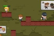 Police Team Rescue - Zrzut ekranu