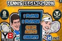 Tennis Legends 2016 - Zrzut ekranu