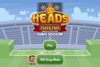 Graj w Heads Arena Euro Soccer