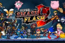 Super Smash Flash 2 - Zrzut ekranu