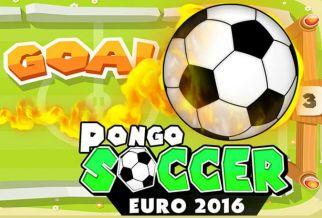 Graj w Pongo Soccer Euro 2016