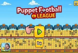 Graj w Puppet Football League Spain