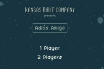 Adios Amigo - Zrzut ekranu