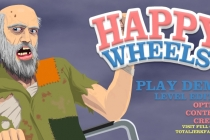 Happy Wheels - Zrzut ekranu