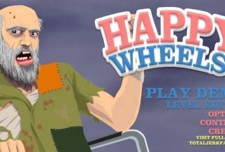 Graj w Happy Wheels