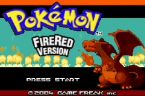Pokemon Fire Red PL - Zrzut ekranu