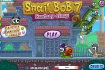 Ślimak Bob 7 - Zrzut ekranu