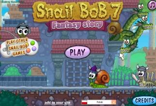 Graj w Ślimak Bob 7