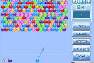 Graj w Bubble Hit