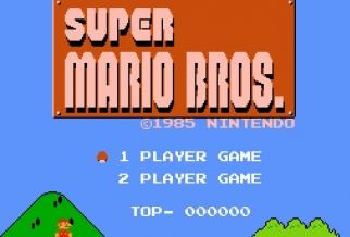 Graj w Super Mario Bros