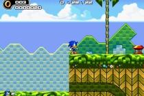 Sonic - Zrzut ekranu