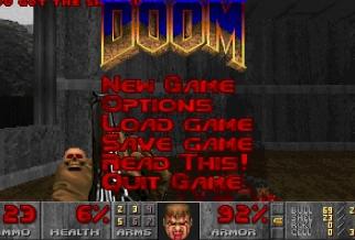 Graj w Doom 1