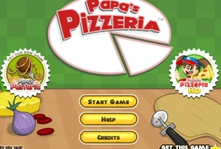 Graj w Papa's Pizzeria