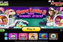 Papa Louie 3 - Zrzut ekranu