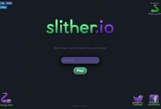 Graj w Slither.io