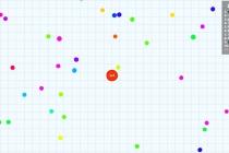 Agar.io - Zrzut ekranu