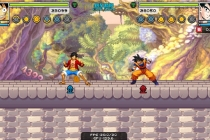 Anime Battle - Zrzut ekranu