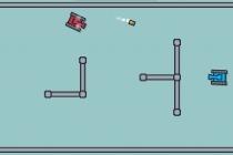 Tank Pixel - Zrzut ekranu