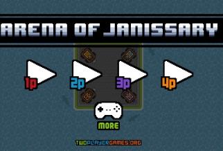 Graj w Arena of Janissary