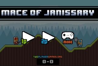 Graj w Mace of Janissary