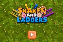 Węże i Drabiny - Zrzut ekranu