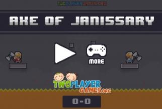 Graj w Axe of Janissary