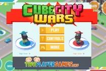 Cube City Wars - Zrzut ekranu