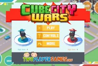 Graj w Cube City Wars