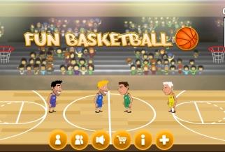 Graj w Fun Basketball