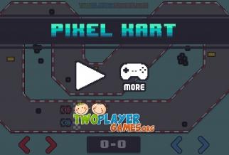Graj w Pixel Kart