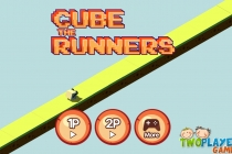 Cube the Runners - Zrzut ekranu
