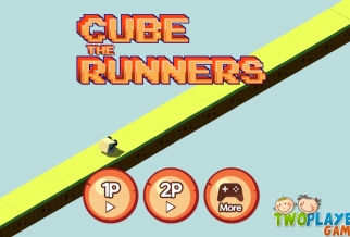 Graj w Cube the Runners