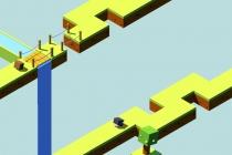 Cube the Runners - Zrzut ekranu
