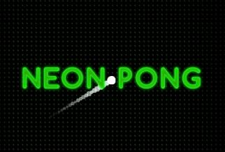 Graj w Neon Pong
