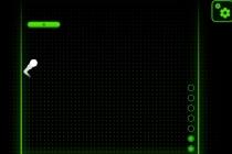 Neon Pong - Zrzut ekranu
