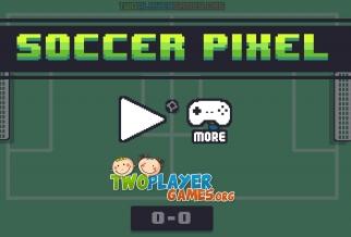 Graj w Soccer Pixel