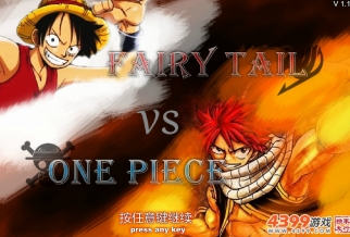 Graj w Fairy Tail vs One Piece 1.1