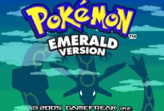 Graj w Pokemon Emerald PL