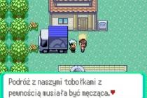Pokemon Emerald PL - Zrzut ekranu