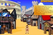 Miecze i Sandały - Zrzut ekranu